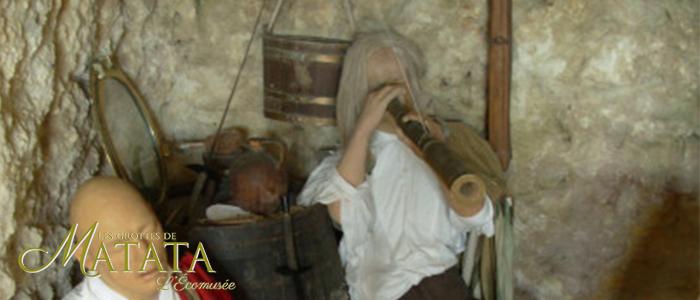 L'écomusée des Grottes de Matata : les Pirates