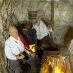 Ecomusée troglodytique Meschers proche Royan