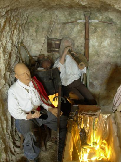 Les Grottes de Matata