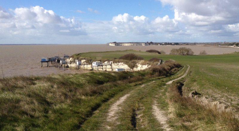 Paysages d'estuaire - Gironde