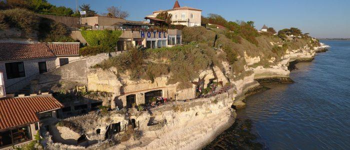 Les Grottes de Matata - vue générale